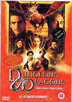 Dungeons & Dragons (DVD)