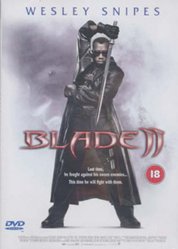 Blade 2 (2 Discs) (Wesley Snipes) (DVD)