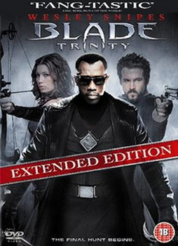Blade: Trinity (Extended Version) (Wesley Snipes) (DVD)