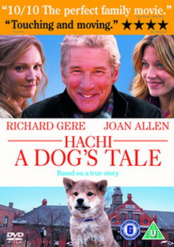 Hachi - A Dog'S Tale (DVD)