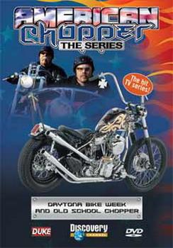 American Chopper - Daytona And Old School Chopper (DVD)