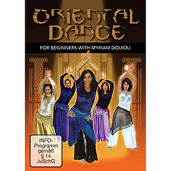 Oriental Dancing For Beginners/Myriam Douiou (DVD)