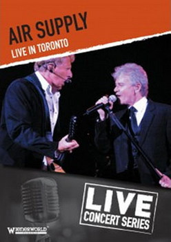 Air Supply: Live In Toronto (DVD)