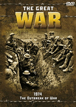 Great War 1914 - The Outbreak Of War (DVD)