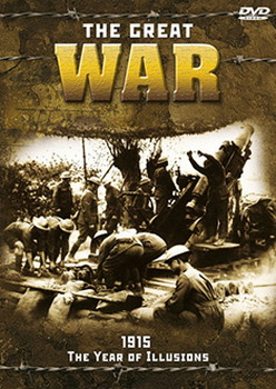 Great War 1915 - The Year Of Illusion (DVD)