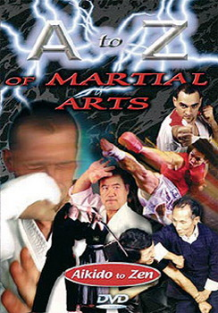 A-Z Of Martial Arts (DVD)