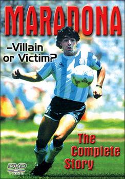 Maradona - Villain Or Victim (DVD)