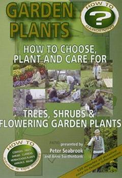 Trees  Shrubs And Flowering Plants (DVD)