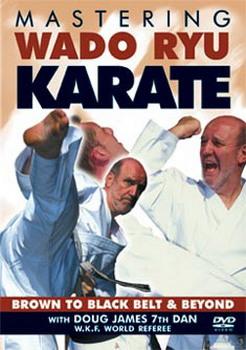 Mastering Wado-Ryu Karate (DVD)