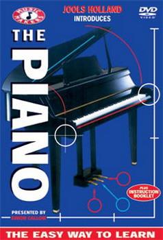 Beckmann - Piano For Beginners (DVD)