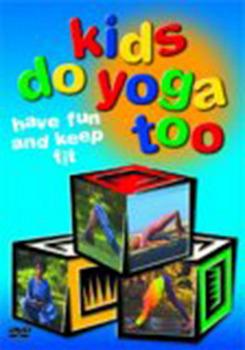 Kids Do Yoga Too (DVD)