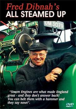 Fred Dibnahs All Steamed Up (DVD)