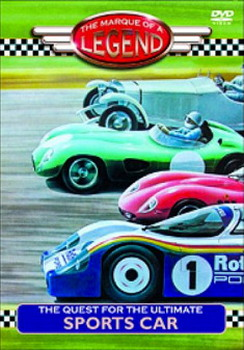 Marque Of A Legend : Cars (DVD)