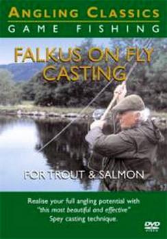 Falkus On Fly Casting (DVD)