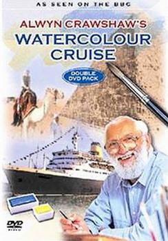 Crawshaws Watercolour  Cruise (DVD)