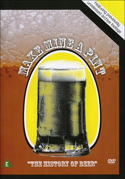Make Mine A Pint - The History Of Beer (DVD)