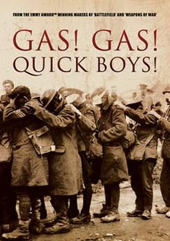 Gas! Gas! Quick Boys! (DVD)