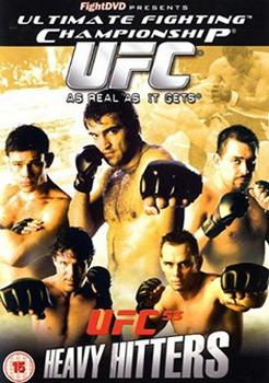 Ufc 53: Heavy Hitters Dvd (DVD)