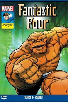 Fantastic Four 1995 - Season 1 Volume 1 (DVD)