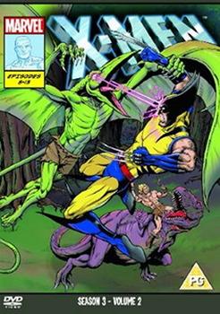 X-Men - Season 3 Volume 2 (DVD)