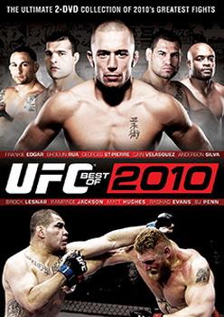 Ufc - Best Of 2010 (DVD)