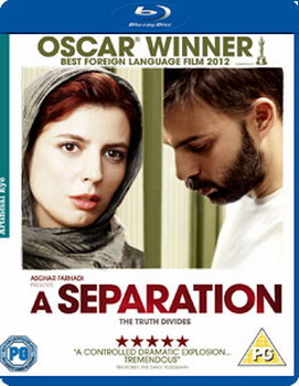 A Separation (Blu-Ray) (DVD)
