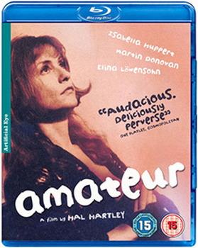 Amateur (Blu-Ray) (DVD)