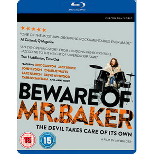 Beware Of Mr Baker (BLU-RAY)