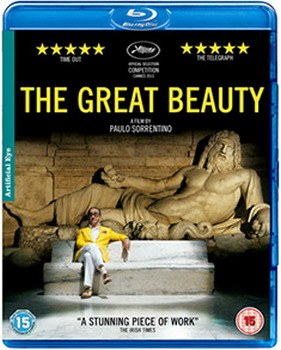 The Great Beauty (BLU-RAY)