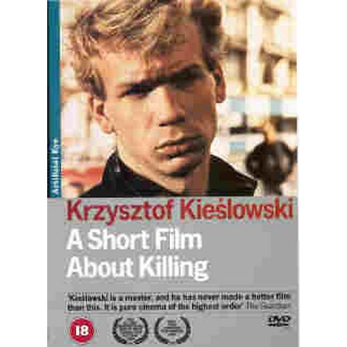 Short Film About Killing (DVD)