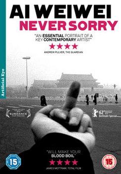 Ai Wei Wei - Never Say Sorry (DVD)
