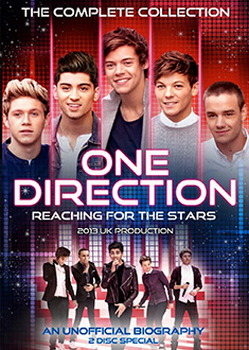 One Direction - Reaching For The Stars (DVD)