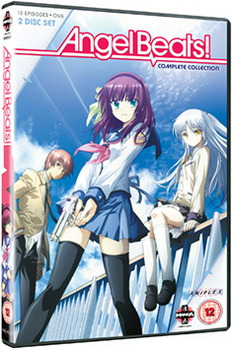 Angel Beats - Complete Series Collection (DVD)