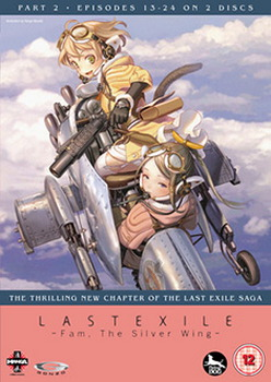 Last Exile: Fam  The Silver Wing Part 2 (Episodes 12-23) (DVD)
