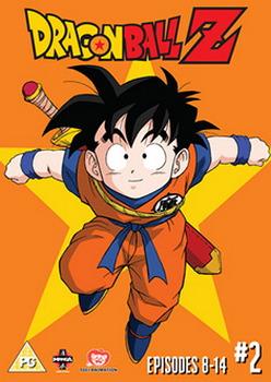 Dragon Ball Z Season 1 Part 2 Episodes 8-14 (DVD)