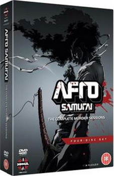 Afro Samurai - Complete Murder Sessions (DVD)
