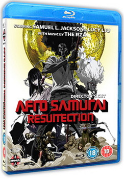 Afro Samurai - Resurrection (Blu-Ray)