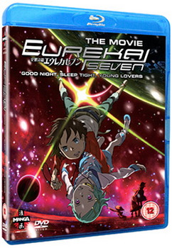 Eureka Seven The Movie (Blu-ray)