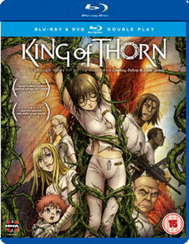 King Of Thorn Blu-ray / DVD Combo Pack (Blu-ray)