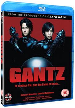 Gantz (Blu-Ray)