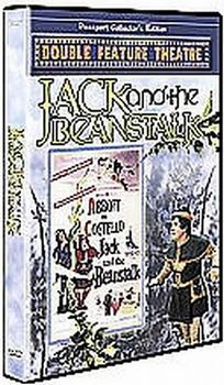Abbott & Costello - Jack & The Beanstalk (DVD)