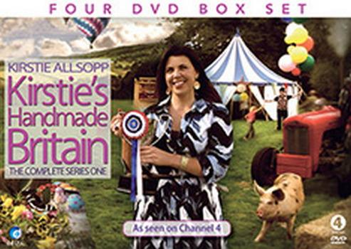 Kirstie Allsopp - Kirsties Handmade Britain The Complete Series One (4Dvd Chocbox) (DVD)