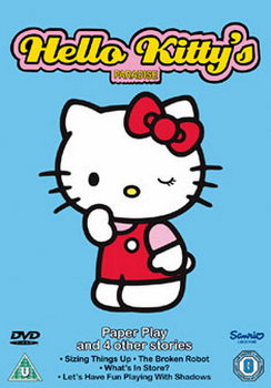 Hello Kitty'S Paradise - Paper Play And 4 Other Stories (DVD)
