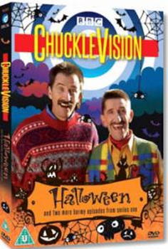 Chucklevision Halloween And Two More Barmy Episodes (DVD)