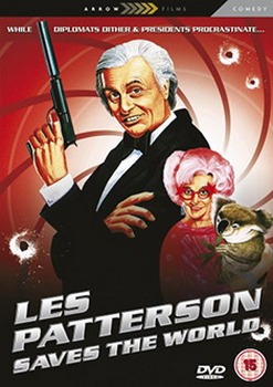 Les Patterson Saves The World (DVD)