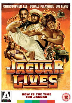 Jaguar Lives! (DVD)