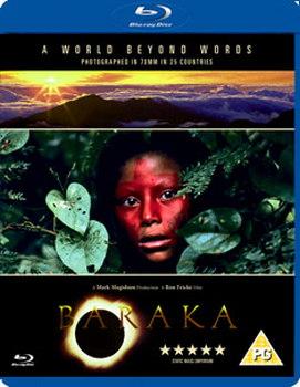 Baraka (Blu-Ray + Dvd) (DVD)