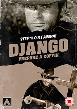 Django  Prepare A Coffin (1968) (DVD)