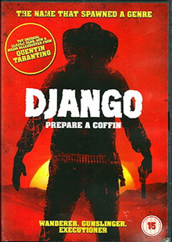 Django  Prepare A Coffin (1968) (DVD)