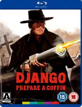 Django  Prepare A Coffin (Blu-Ray)